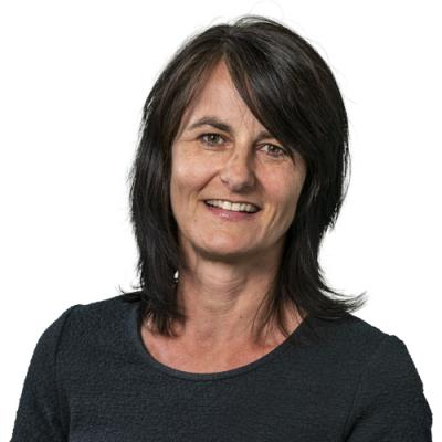 Karin Ballast medewerker bij Metzorg Nijverdal