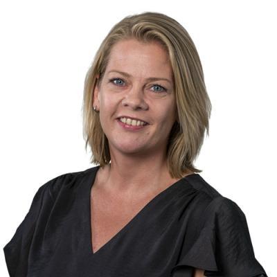 Lianne Horstink medewerker bij Metzorg Nijverdal