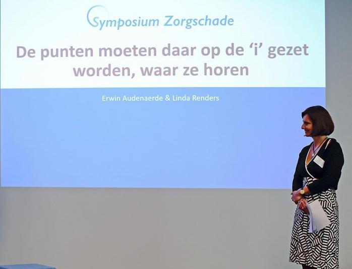 Case Aanwezigheid Symposium Zorgschade van Metzorg Nijverdal